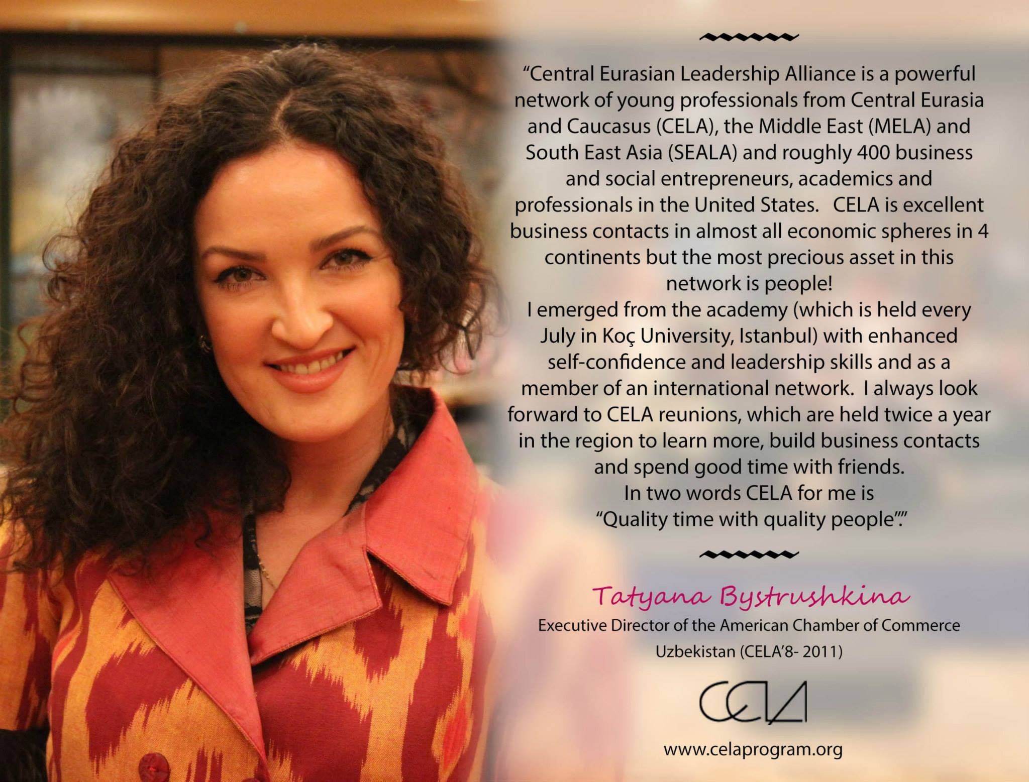 Tanya testimon